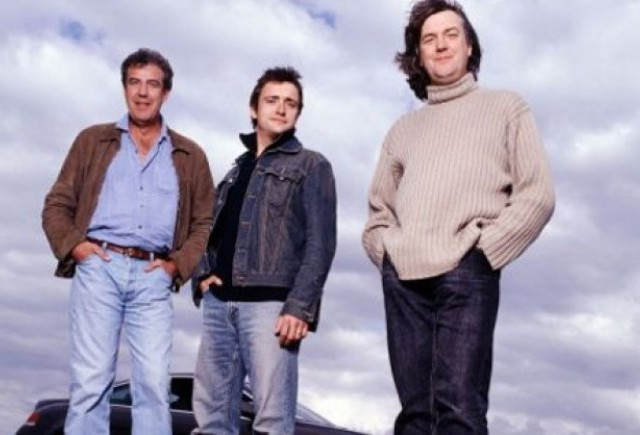 Top Gear va debuta cu un nou sezon in iunie
