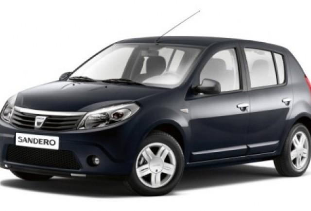 Dacia lanseaza in iunie Sandero diesel pe piata romaneasca