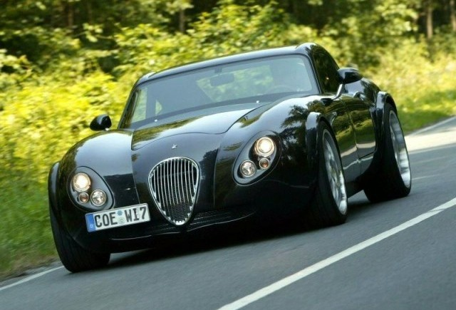 Wiesmann GT implicat intr-un tragic accident pe Autobahn!