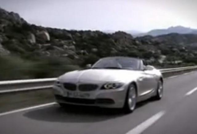 VIDEO: BMW Z4 Roadster castiga premiul Red Dot pentru design
