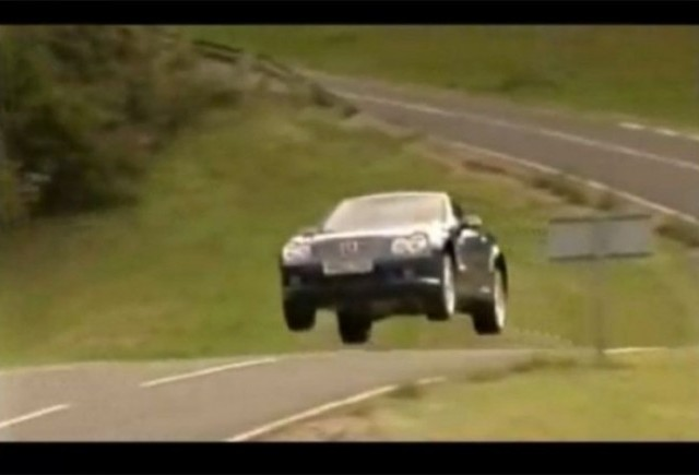 Video: Damon Hill test drive