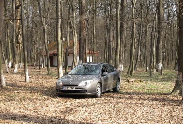 Test-drive cu Renault Laguna 2.0 dCi 150 CP