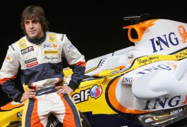 Alonso critica schimbarea regulamentului in Formula 1