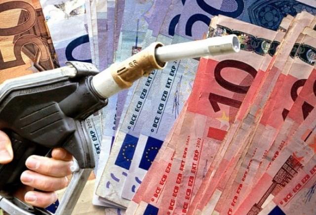 Benzina se scumpeste cu 7 bani pe litru