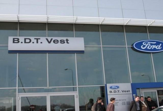 BDT Motors a investit 250.000 euro intr-un nou service Chrysler, Jeep si Dodge
