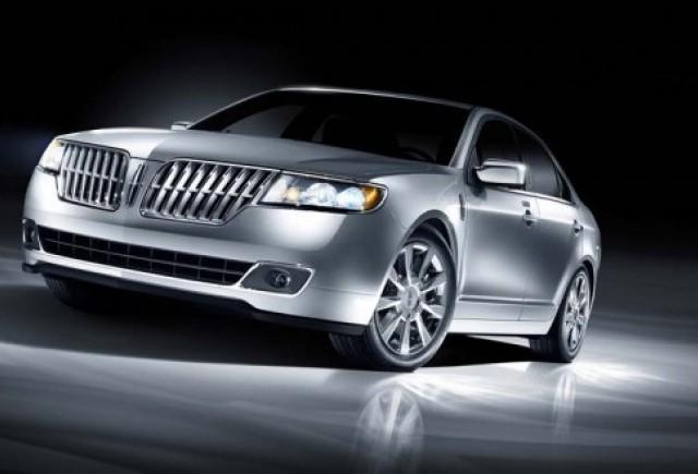 Noul Lincoln MKZ va costa 34.965 dolari!