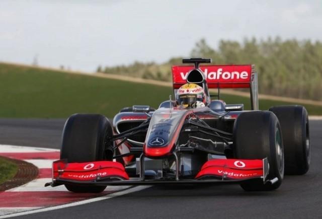 McLaren va ocupa ultimele pozitii ale grilei de start!