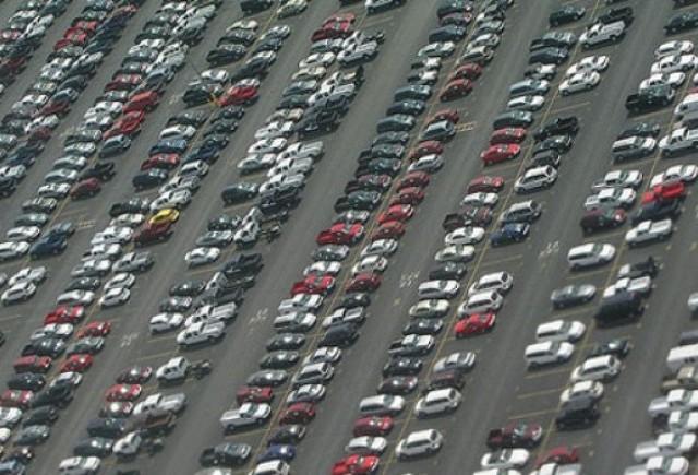 Piata auto romaneasca a scazut cu 60%