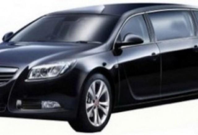 Opel Insignia, versiunile dric si limuzina