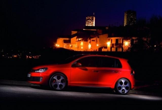 Volkswagen lanseaza noul Golf VI GTI!