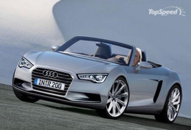 Asa ar putea arata viitorul Audi R2