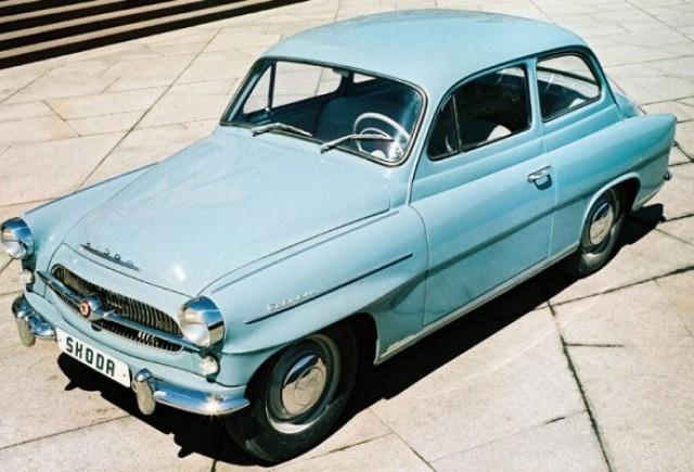 Istoria de 50 de ani a modelului Skoda Octavia