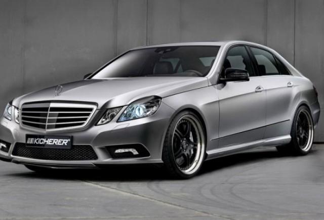 Tratament Kicherer  pentru Mercedes E-Klasse