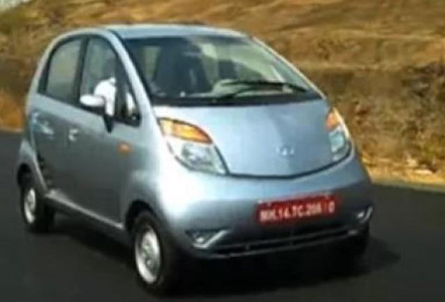 VIDEO: Autocar a testat Tata Nano