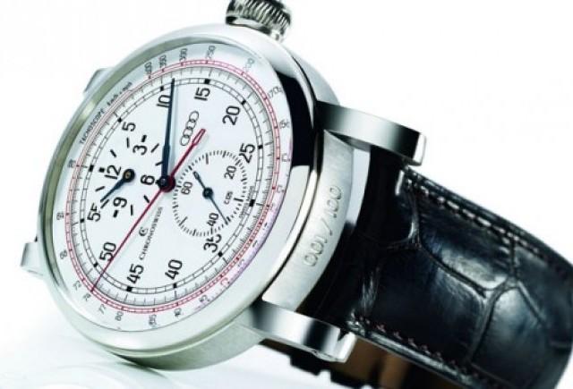 Audi lanseaza un ceas de 24.000 euro
