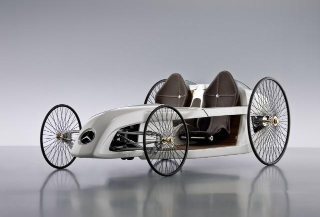 Mercedes reinventeaza automobilul