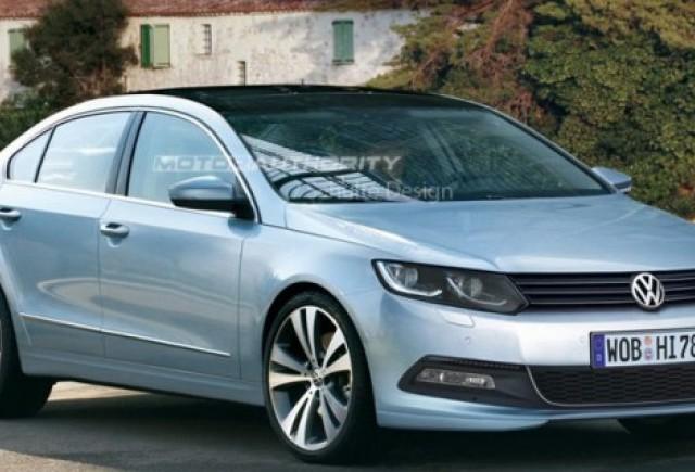 Noi detalii despre viitorul VW Passat