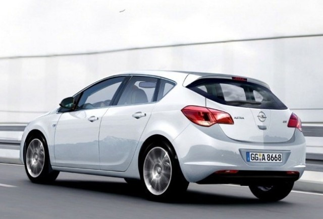Asa arata noul Opel Astra!