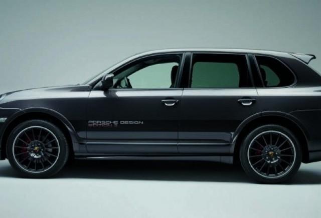 Porsche dezveleste Cayenne GTS Porsche Design Edition 3!