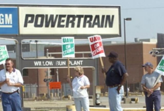 GM va scapa de 7500 de angajati