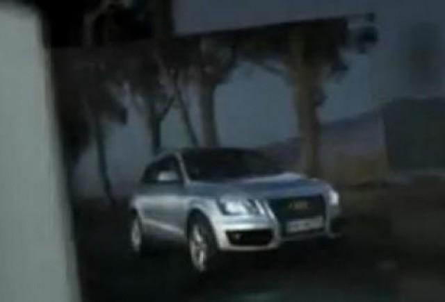 VIDEO: Cum isi promoveaza Audi noul Q5!