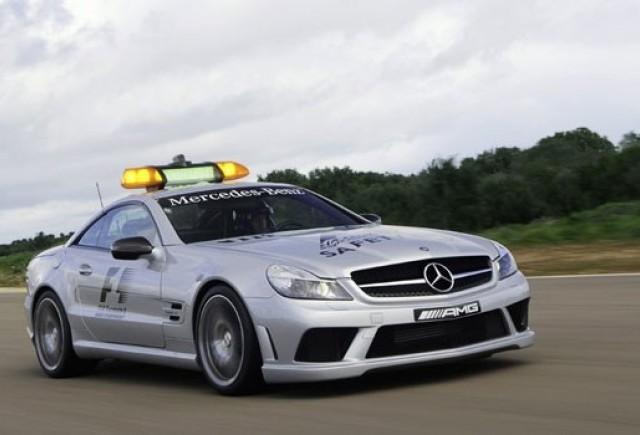 SL 63 AMG va fi safety-car-ul din acest sezon de Formula 1