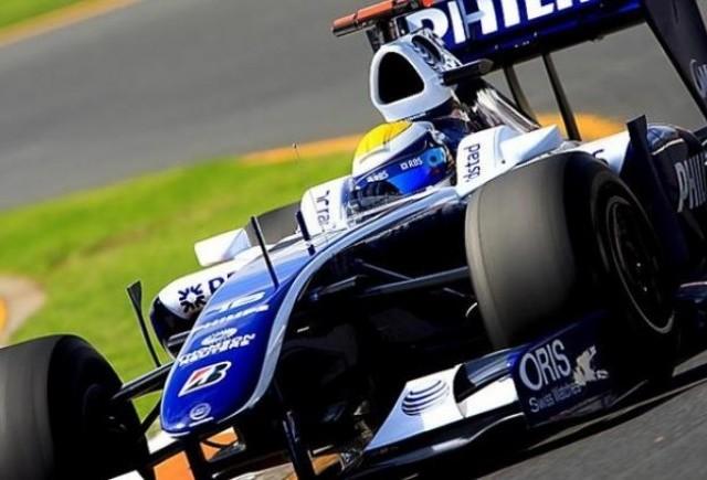 A treia sesiune de antrenamente: Rosberg izbavitor din nou!