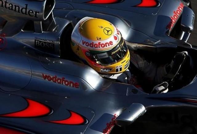 Hamilton va incepe de pe ultimul loc in urma unei penalizari!