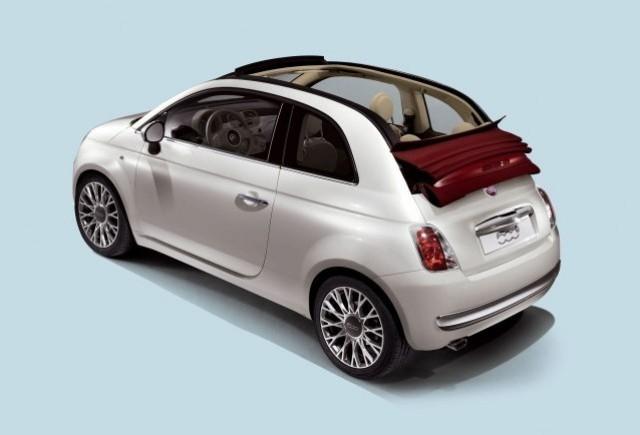 Preturile pentru Marea Britanie a Fiat 500 C anuntate!