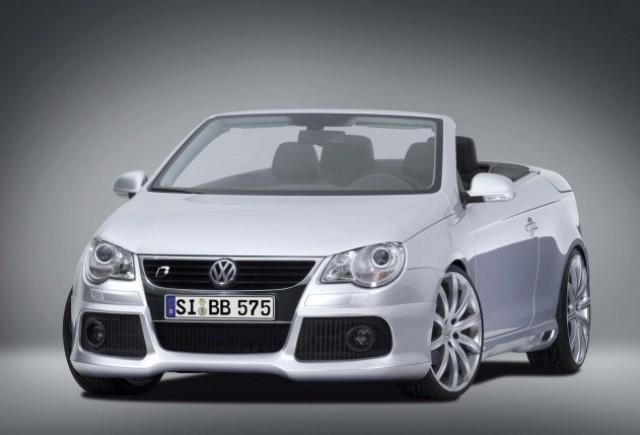 B&B lanseaza un kit de 500 de CP pentru Volkswagen EOS!