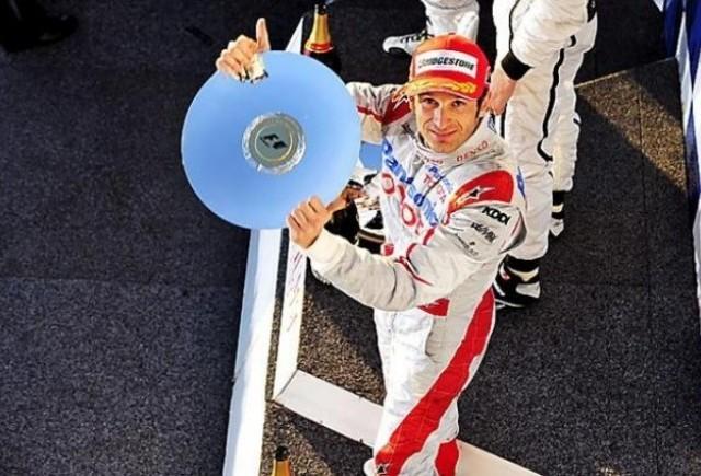 Trulli pierde podiumul in urma unei penalizari!