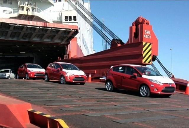 Peste 140 de modele Ford Fiesta au ajuns in SUA!