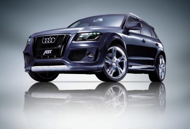Audi Q5, cu muschi de la ABT