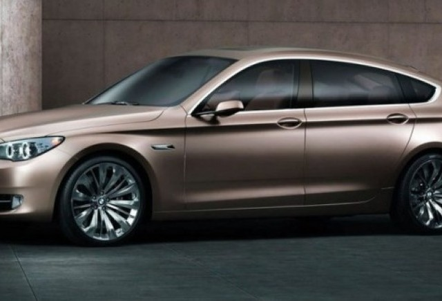 BMW seria 5 GT si X1 vin in Romania