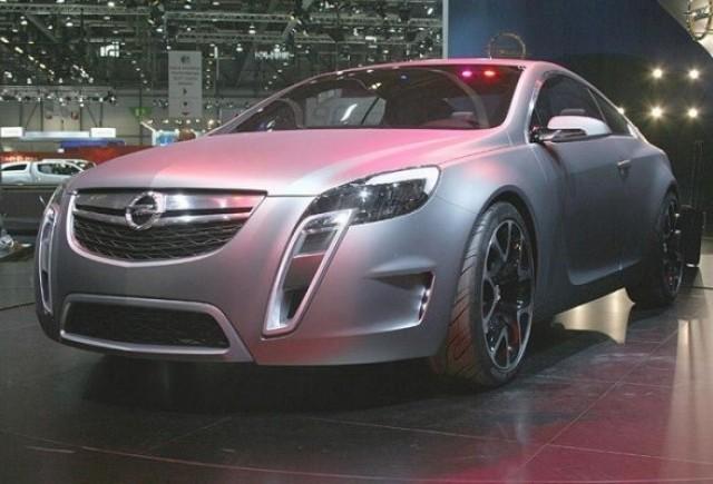 Opel Insignia OPC 2010
