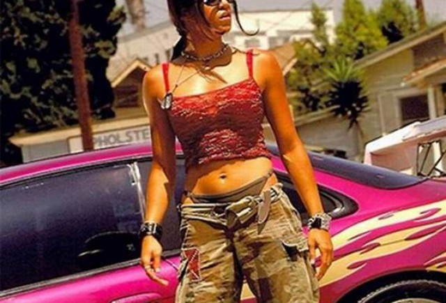 Vedete si masini: Michelle Rodriguez - Fast and Furious 4