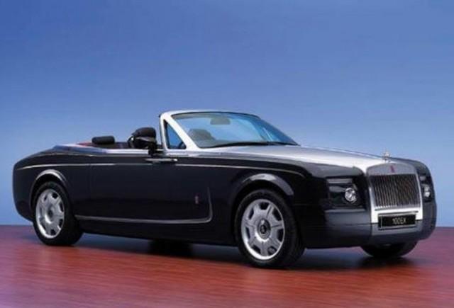 Un Rolls Royce de 500.000 euro, retinut la Sculeni
