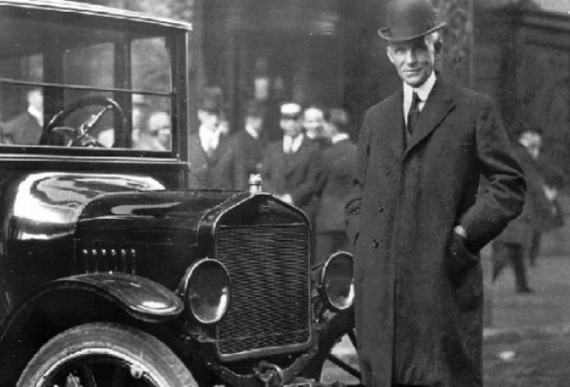 Biografii celebre: Henry Ford