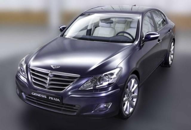 Editie de lux: Hyundai Genesis Prada