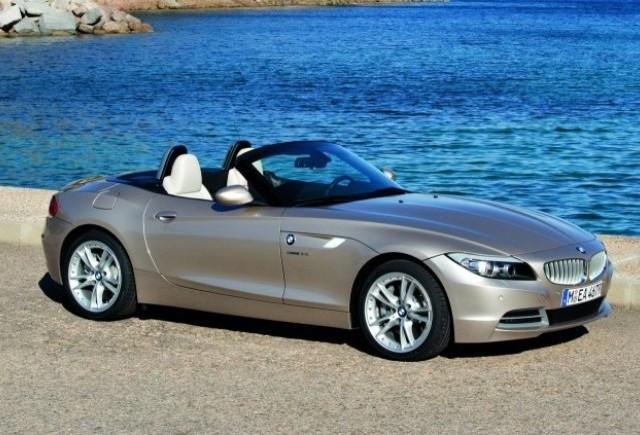 BMW anunta preturile oficiale pentu Z4!