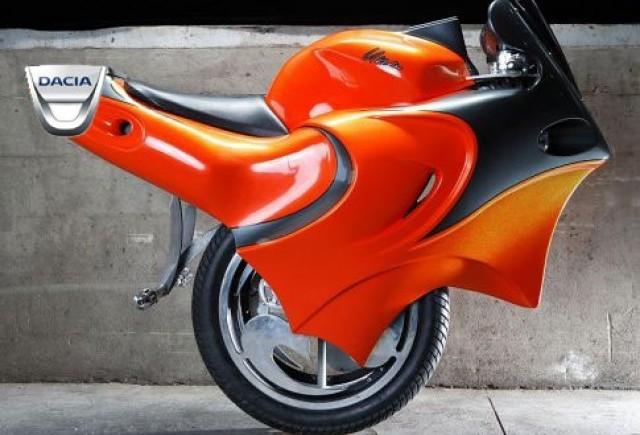 1 Aprilie: Dacia va lansa motocicleta electrica de 5.000 de euro