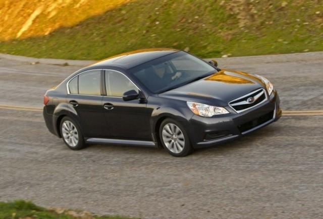 Subaru Legacy dezvelit oficial!