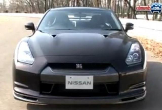 VIDEO: Nissan GT-R SpecV