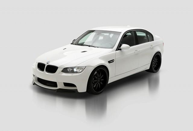 Vorsteiner lanseaza un nou kit de caroserie pentru BMW M3 Sedan!