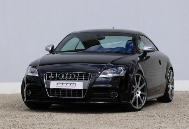 Audi TT-S realizat de MTM!