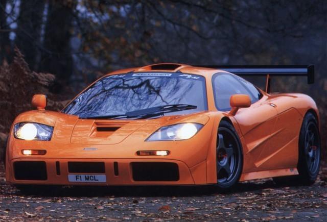 Supercarul McLaren F1 se intoarce!