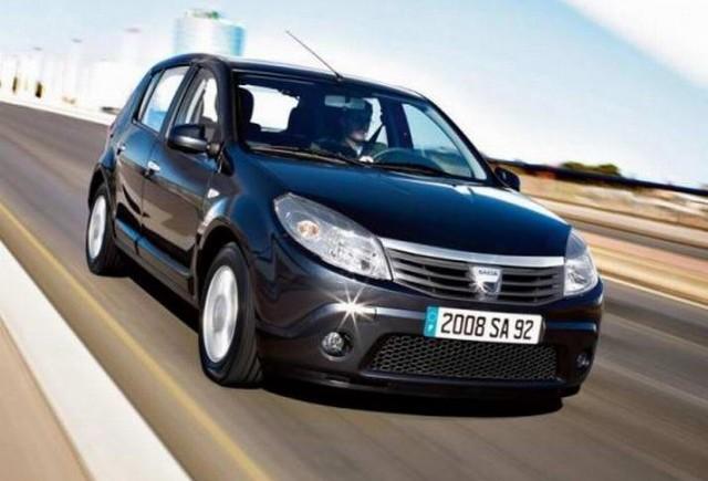 Dacia pierde teren in Franta!