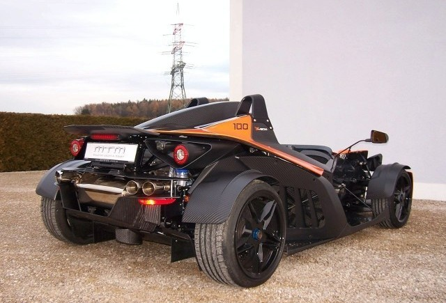 MTM a modificat un KTM X-BOW