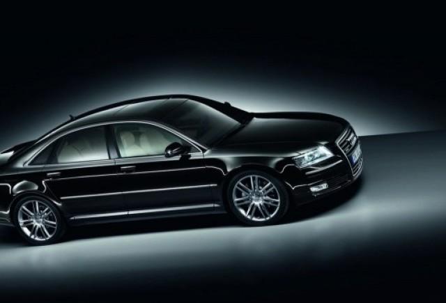 Audi aduce imbunatatiri modelului A8