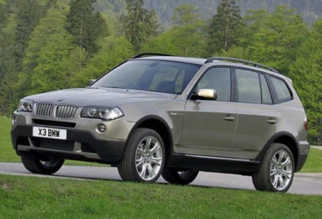 BMW muta productia SUV-ului X3  in America